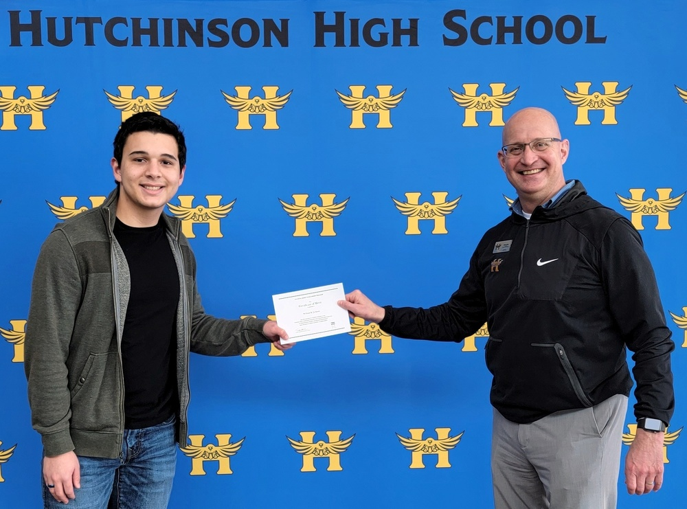 Jackson named National Merit finalist
