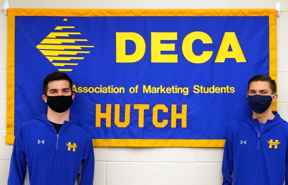 DECA students excel at state